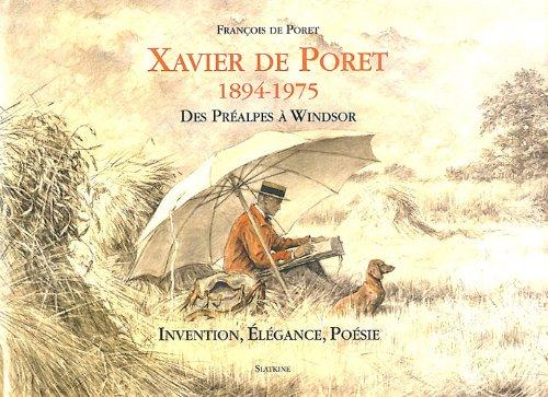 Xavier de Poret 1894 1975