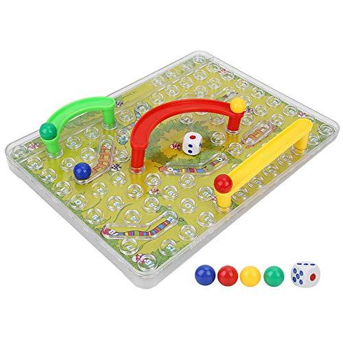 9aee5e7535 Alomejor Nino Divertente Serpenti magnetici Scale Labirinto Gioco Toy Boy  apprendimento Giocattolo Intelligente