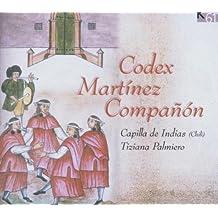 Codex Martinez Companon by Capilla de Indias