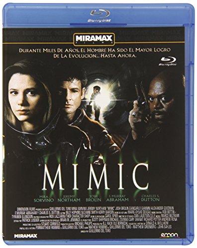 Mimic [Blu-ray] 51Lo8ps9e L
