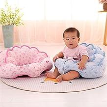 Bebé sentado silla guardería protectores de almohada, colorido patrón Lovely Kids bebé suave para asiento de coche cojín almohada sofá de peluche juguetes-Los niños de la Ronda de muebles silla asiento