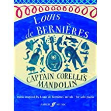 Captain Corelli's Mandolin and the Latin Trilogy: Music Inspired by the Novels of Louis de Bernieres: (Piano Solo)