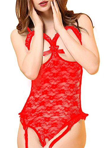 Fasicat - Completo intimo - Donna Red Large