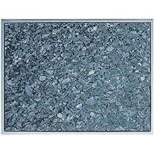 granito de labrador blue pearl para encimeras x x mm incluye fregadero de