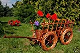 Leiterwagen aus Korbgeflecht, 70 cm, aus hochwertigem Korbmaterial, Korbgeflecht, Rattan, Weinkörbe, Weidenkorb, Pflanzkorb, Blumentöpfe, keine Holzschubkarre, Pflanztrog, Pflanzgefäß, Pflanzschale, Blumentopf, Pflanzkasten, Übertopf, Übertöpfe, Blumentopf, Pflanzgefäß, Pflanztöpfe, Pflanzkübel, Pflanzkarre