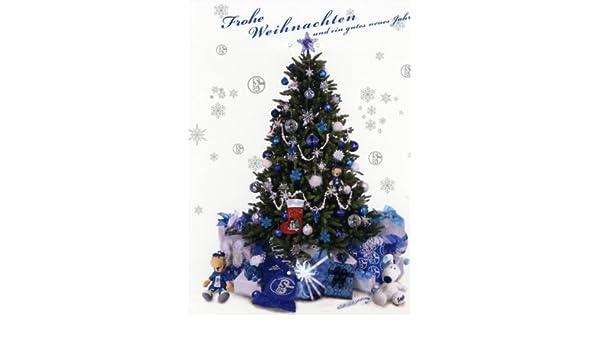 Frohe Weihnachten auf Schalke - Various (CDKarte): Amazon.de: Musik