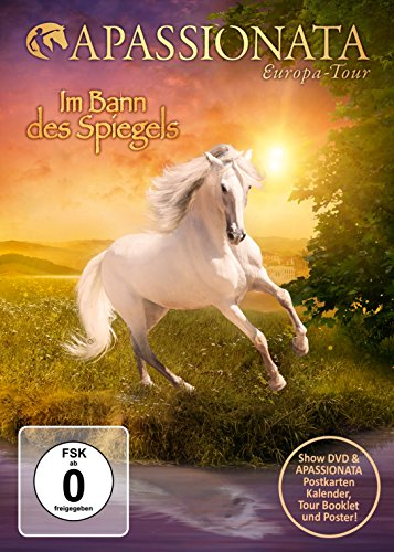 Apassionata: Im Bann des Spiegels (Deluxe Edition inkl. Postkarten-Kalender, Tour-Booklet & Poster) [Deluxe Edition]