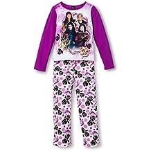 Disney Big Girls 'Juego de pijama de forro polar Descendientes