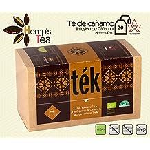 TE-INFUSIÓN DE CÁÑAMO-TEK - 20 bolsas