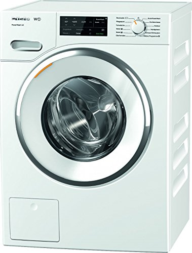 Miele WWI 330 WPS Waschmaschine Frontlader / A+++ / 130 kWh/Jahr / 1600 UpM / 9 kg Schontrommel / 59min-Waschprogramm mit PowerWash 2.0 / Vorbügel-Funktion für leichteres Bügeln
