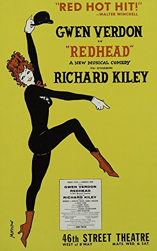 poster-redhead-broadway-musical-canvas-