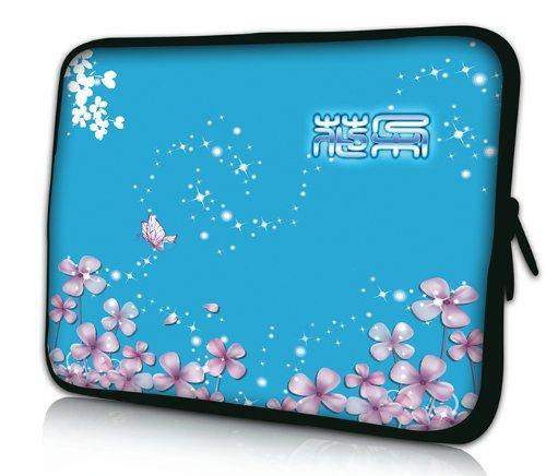 e-port24® Design Housse Sacoche Pochette pour ordinateur portable 17 pouces en néoprène sleeve