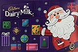 Cadbury Dairy Milk Chocolate Advent Calendar, 200g (Pack...
