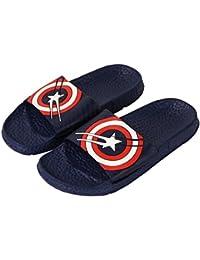 fa579a47ee9e3a Amazon.in: Blue - Flip-Flops & Slippers / Men's Shoes: Shoes & Handbags