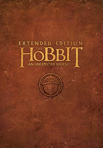 Hobbit: An Unexpected Journey - Extended Edition (5 Dvd) [Edizione: Regno Unito]