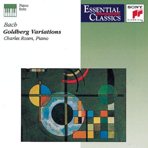 Trois Gymnopédies: Goldberg Variations, BWV 988: Var. 12 Canone alla Quarta a 1 Clav.
