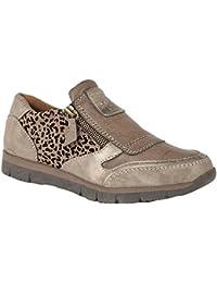 Schuhzoo - Chaussures En Plastique Pour Les Femmes, Rose, Taille 41 Eu