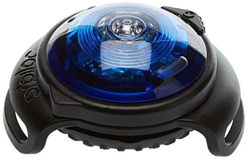 Orbiloc Dog Dual Safety Light Hundelicht mit Befestigungsgummi, blau Test