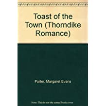 Toast of the Town (Thorndike Romance)