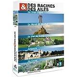 Des racines et des ailes - Coffret 5 DVD : Le Val de Loire + La Corse + La Tour Eiffel + Le Mont St Michel + Avignon