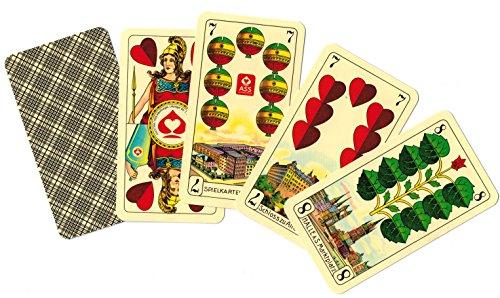 Unbekannt Skat, Hallesches Bild des Schloß- und Spielkartenmuseum Altenburg