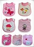 Babylätzchen für Mädchen