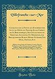 Catalogue de la Vente Aux Encheres Par Suite de Deces Du Peintre Jules Cheret de Sa Bibliotheque, Ses Collections de Gravures Anciennes Et Modernes, ... Etc: Affiches Avant Lettre de Toulouse-Lau...