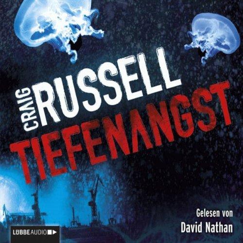 Buchseite und Rezensionen zu 'Tiefenangst' von Craig Russell