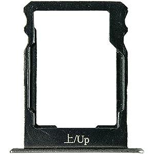 Original Huawei micro-SD Halter black / schwarz für Huawei P8 Lite (SD Holder, Tray) - bulk