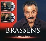 Coffret 2 CD : Master serie : Georges Brassens