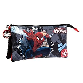 Neceser Spider-Man Marvel Go Spidey triple