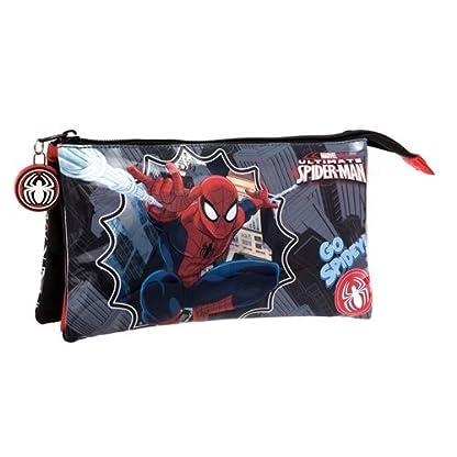 Neceser Spider-Man Marvel Go Spidey triple