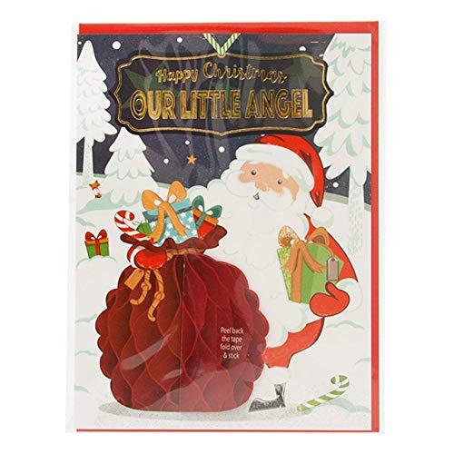 H&H Weihnachtskarte, Motiv: Our Little Angel