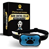 Antibark dog collar - Calm Pet Care - Sound and Vibration only - safe and humane