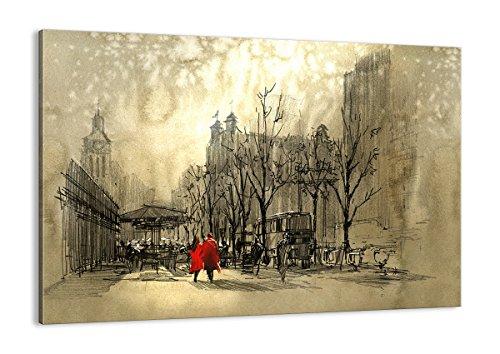 Bild auf Leinwand - Leinwandbilder - Einteilig - Breite: 100cm, Höhe: 70cm - Bildnummer 3190 - zum...