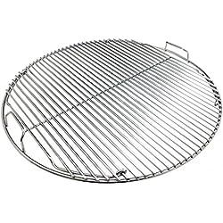 Premium 5 mm Edelstahl Rost / Grillrost klappbar für 570er / 57er Grills