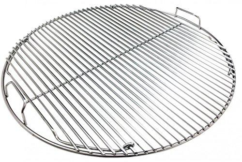 Grillfürst Premium 5mm Edelstahl Rost/Grillrost klappbar für 570er / 57er Grills