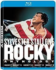 Rocky Anthology 5 Movies Collection: Rocky (1976) + Rocky II (1979) + Rocky III (1982) + Rocky IV (1985) + Roc