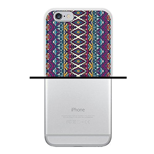 iPhone 6 6S Hülle, WoowCase Handyhülle Silikon für [ iPhone 6 6S ] Dinosaurier Handytasche Handy Cover Case Schutzhülle Flexible TPU - Transparent Housse Gel iPhone 6 6S Transparent D0442