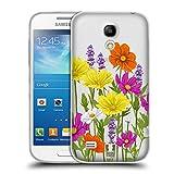 Head Case Designs Cosmos Rosen Und Wildblumen Soft Gel Hülle für Samsung Galaxy S4 Mini I9190