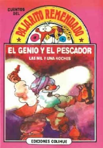 El Genio Y El Pescador/the Genie and the Fisherman por Gustavo Roldan