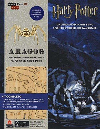 Aragog. Harry Potter. Ediz. a colori. Con gadget