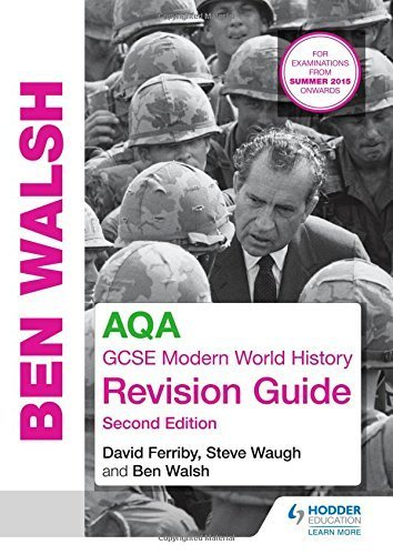 AQA GCSE Modern World History Revision Guide 2nd Edition by Ben Walsh (2014-09-26)