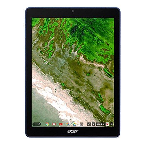 Acer Chromebook Tab 10 D651N-K0PN 32GB blau Tablet - Tablets (24.6 cm (9.7 Zoll), 2048 x 1536 Pixel, 32 GB, 4 GB, Chrome OS, Blau)