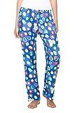 Desigual Damen Schlafanzughose 61NL0P3, Blau (AZUK 5000), L (Herstellergröße: 40 (Taille fabricant L/XL)