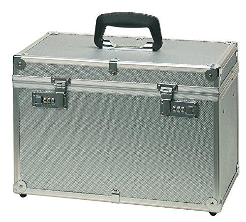 Comair 3011173 Werkzeugkoffer 'Profi' Aluminium, silber