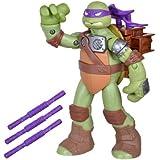 Teenage Mutant Ninja Turtles Flingers Bo Throwing Donatello Figure