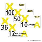 EVVA AirKey und Xesar 10 KeyCredits - 10er, 50er, 100er oder UNLIMITED für 12 oder 36 Monate wählbar