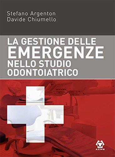 La gestione delle emergenze nello studio odontoiatrico