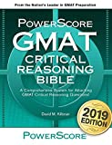 GMAT Critical Reasoning Bible: A Comprehensive System for Attacking the GMAT Critical Reasoning Questions: 1
